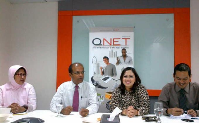 Qnet Indonesia Jalankan Bisnis Legal Kaskus