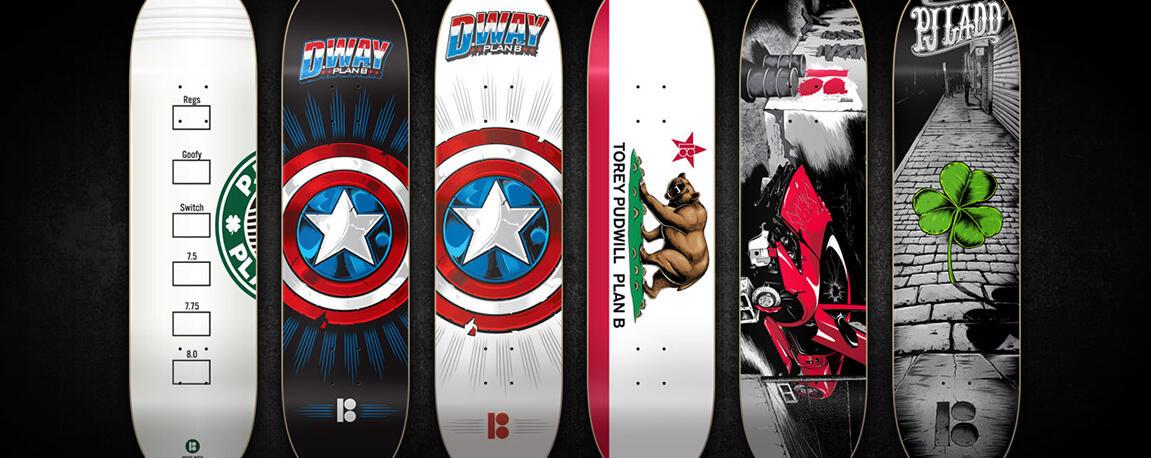 Bingung Memilih Merek Skateboard  Yuk d3f735630c