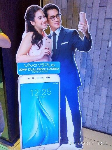 [FR KTL Vivo V5Plus] Keseruan Kaskus The Lounge With Vivo V5Plus Perfect Selfie
