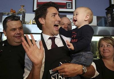 Tindak-Tanduk Justin Trudeau Ini Bikin Sista Pengen Pindah Ke Kanada