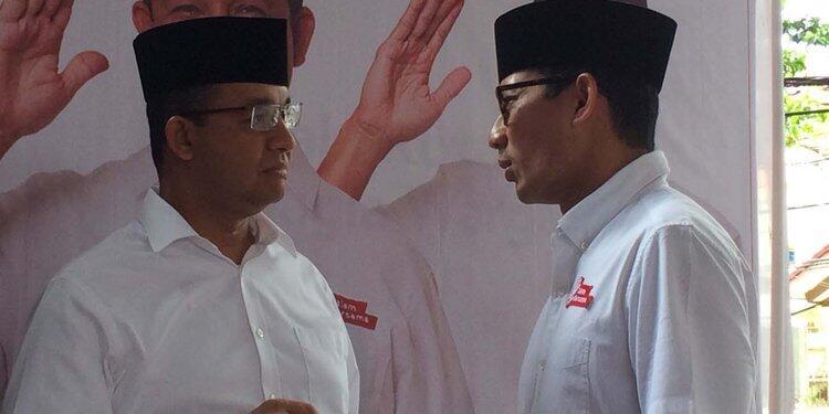 PPP se-DKI deklarasi dukung Anies, Taufik klaim parpol lain menyusul