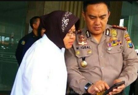 Wali Kota Surabaya Risma Cabut Ijin Operasional Mega Karaoke