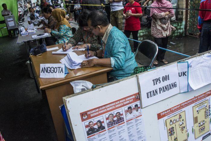 Alasan dan hasil pemungutan suara ulang Pilkada DKI 2017