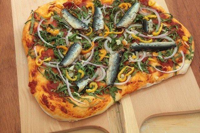 Topping Pizza Unik Dari Berbagai Sudut Dunia!