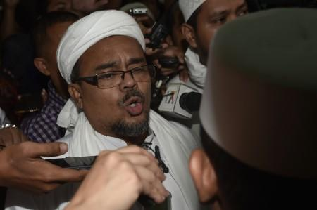 Rizieq Shihab takkan Hadiri Aksi 212