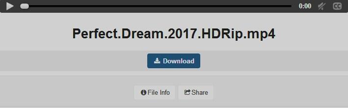 Download Film PERFECT DREAM (2017) HDRip Full Movie