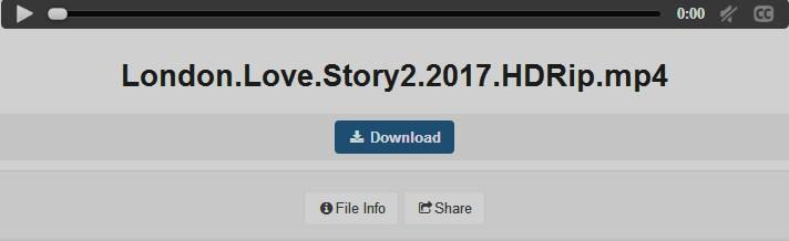 Download Film LONDON LOVE STORY 2 (2017) HDRip Full Movie