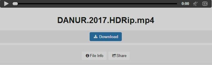 Download Film DANUR (2017) HDRip Full Movie Horor