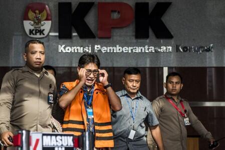 KPK Nyatakan Choel Mallarangeng Bukan Akhir Cerita Hambalang