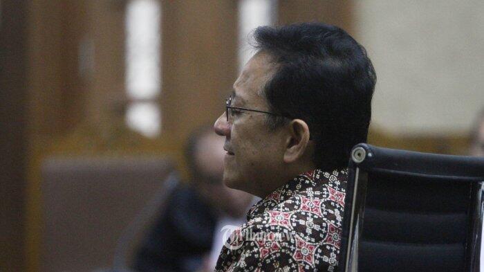 Hakim Cabut Hak Politik Irman Gusman Selama 3 Tahun