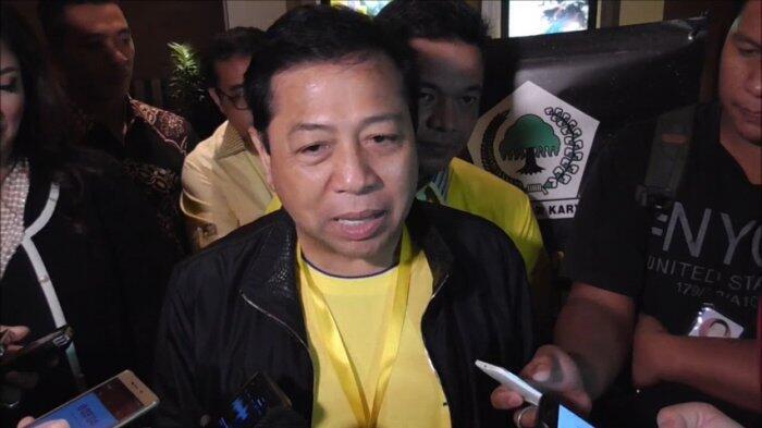 Setya Novanto Mengaku Sudah Lobi Partai Pendukung Agus Yudhoyono