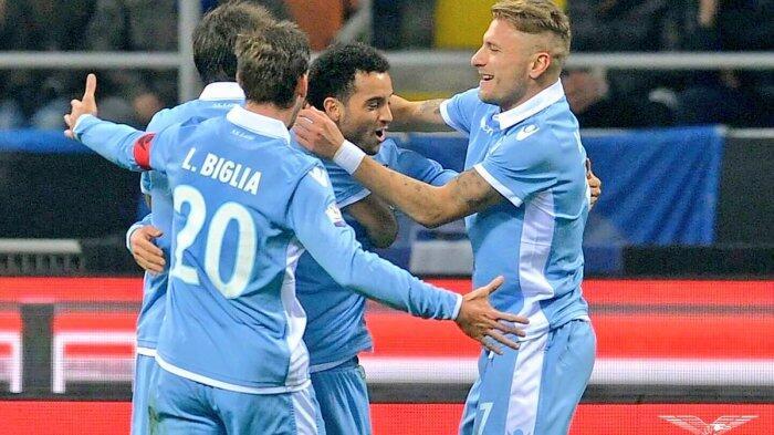Kembali ke Papan Atas, Pemain Lazio Tak Mau Lihat Klasemen