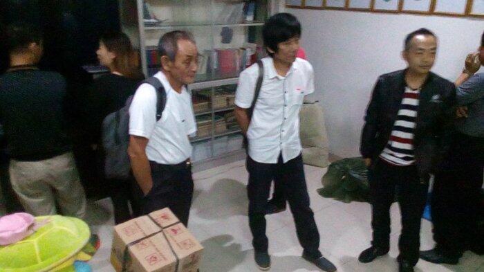 Lagi, Polisi Tangkap 4 TKA Ilegal Asal Tiongkok di PT Bintang Cindai Mineral Group