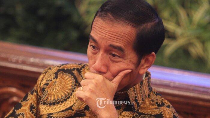 Ini Jawaban Jokowi Terkait Pemberhentian Sementara Ahok