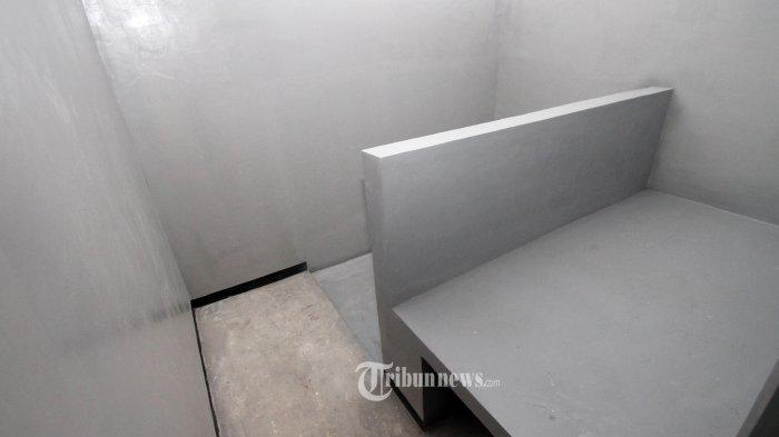 Tahanan KPK Bakal Tidur di Kasur Berbahan Semen
