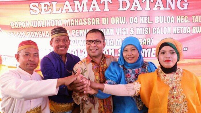 Meriahnya Pemilihan Ketua RT/RW Raya di Kota Makassar
