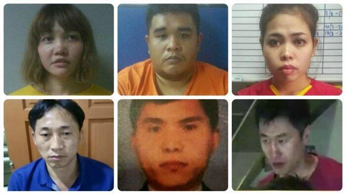 Identitas Empat Warga Korut Buronan Kepolisian Malaysia