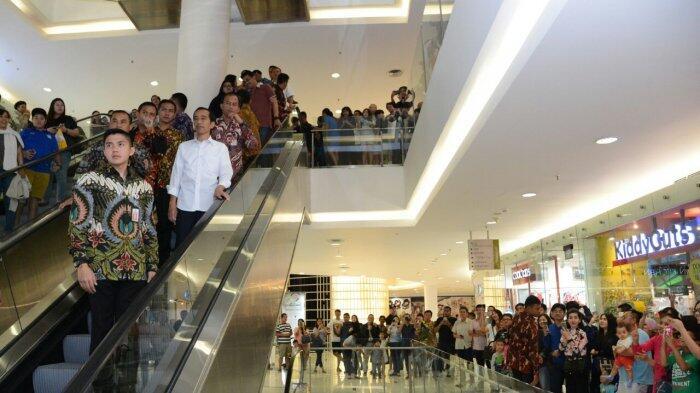 Jokowi Mampir ke Toko Buku di Senayan City, Apa yang Dicari sang Presiden di Sana?