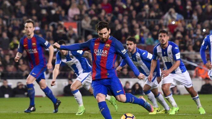 Kemenangan Barcelona Atas Leganes Diraih dengan Susah Payah