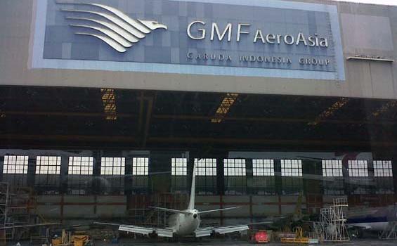GMF dan BP Batam Sepakati Kerjasama Bidang Perawatan Pesawat
