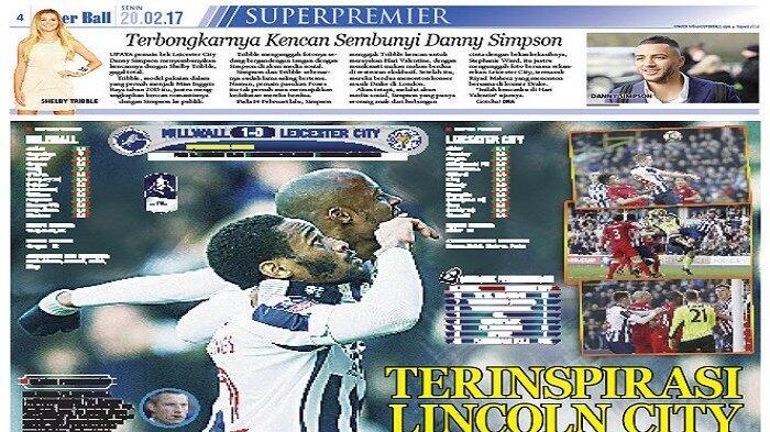 Millwall Terisnpirasi Kemenangan Lincoln City