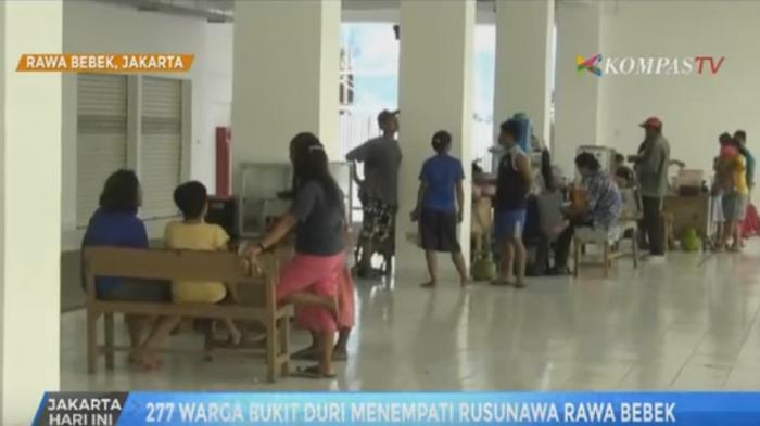 Soal Air Bersih Murah, Warga Rusuk Rawa Bebek Bantah Pernyataan Ahok di Debat Publik