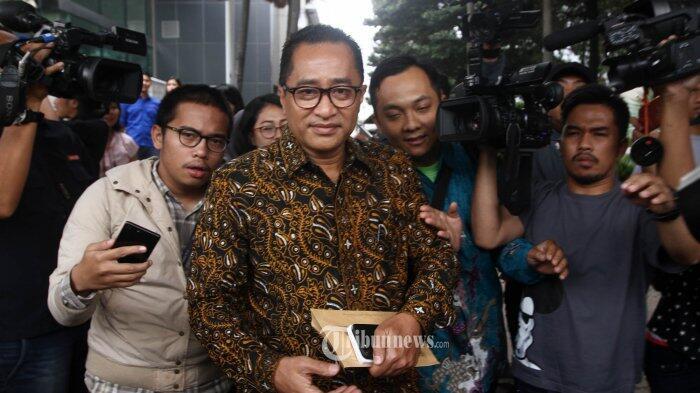 Ada Ipar Jokowi, Kakanwil Ditjen Pajak Jakarta Khusus Pilih Diam di Kasus Suap EKP