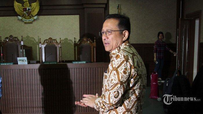 KPK Apresiasi Pencabutan Hak Politik Irman Gusman Selama Tiga Tahun