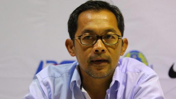 Aji Santoso: 8 Besar Piala Presiden Berat