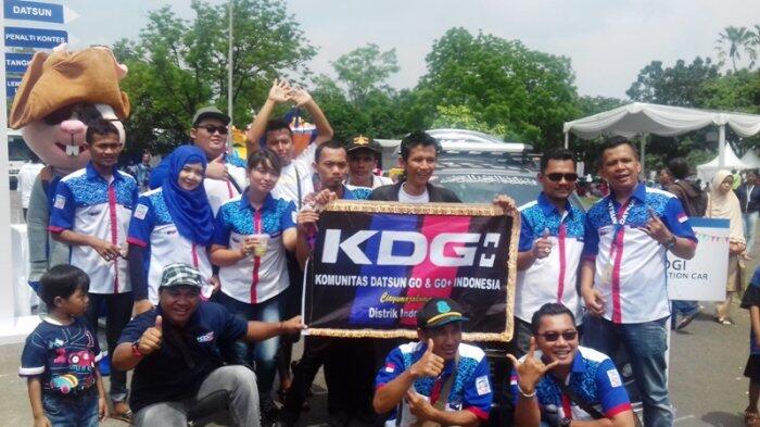 Datsun Karnaval Digelar Meriah di Cirebon