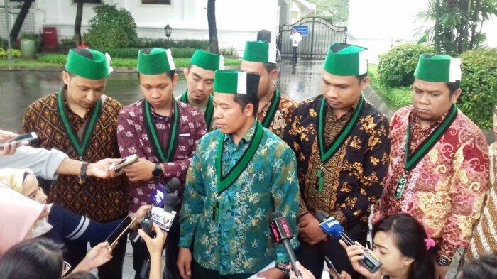 Jokowi Respon Positif 10 Komitmen HMI