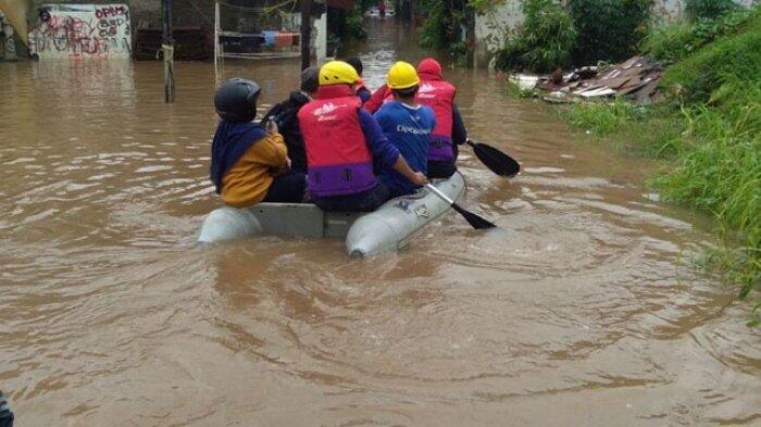Sejumlah Daerah di Sulawesi Utara Dilanda Banjir Akibat Hujan Lebat