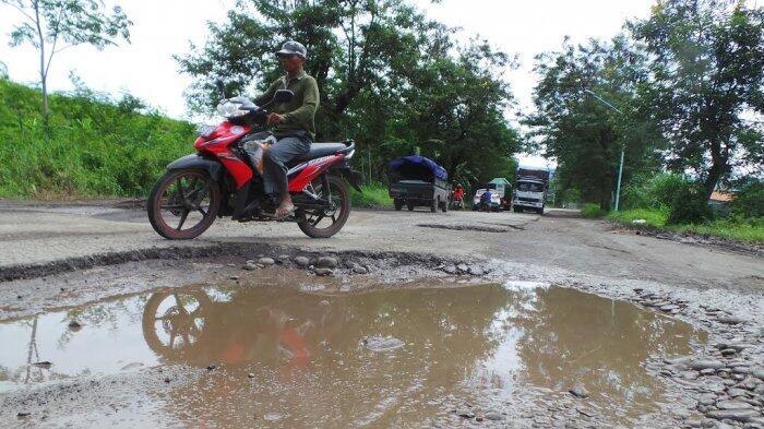 Enam Titik Kerusakan Jalur Pekalongan-Batang Diperbaiki Sepekan ke Depan