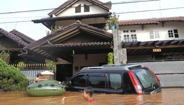 Banjir?? siapa takut!!