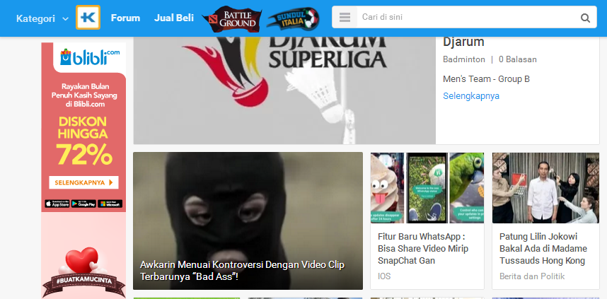 "Awkarin Menuai Kontroversi Dengan Video Clip Terbarunya ""Bad Ass""!"