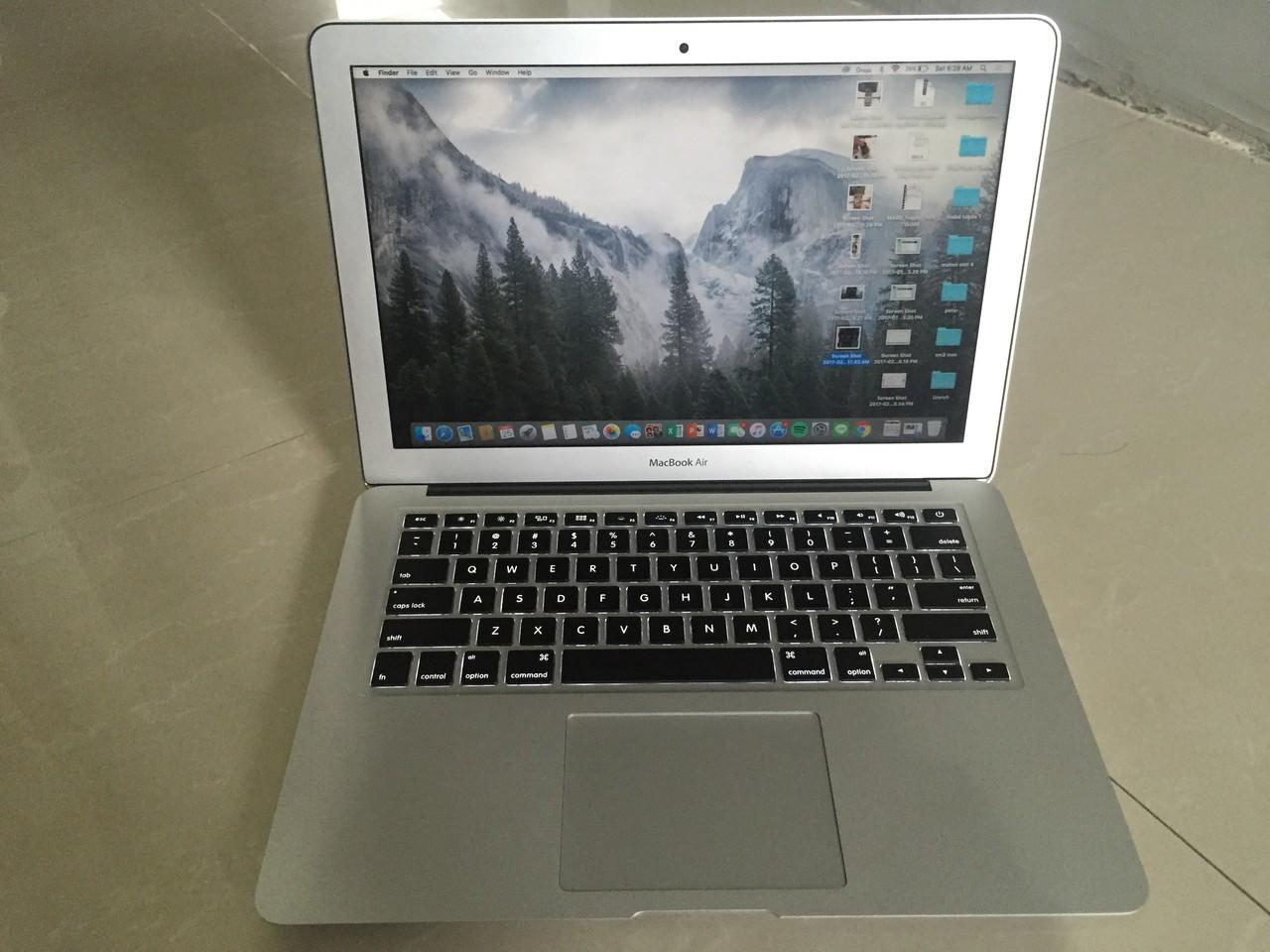 Review Macbook Air (Pengguna)