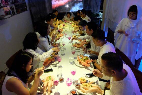 #Makanmayit Jadi Trending Topic. Social Experiment Tentang Kanibalisme?