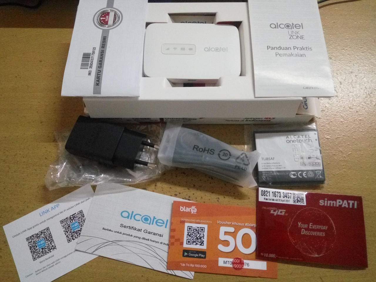 Mifi Alcatel Mw40 Free Telkomsel 14gb Unlock Handal Jaringan 4g Router Modem Wifi Huawei E5573 Bypass Tsel Review Terlengkap
