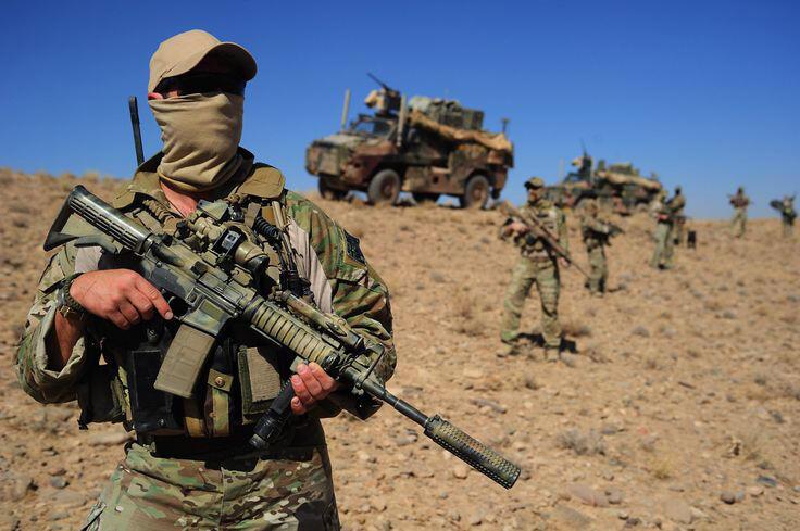 6 Jenis Topi Militer Terunik Di Dunia !