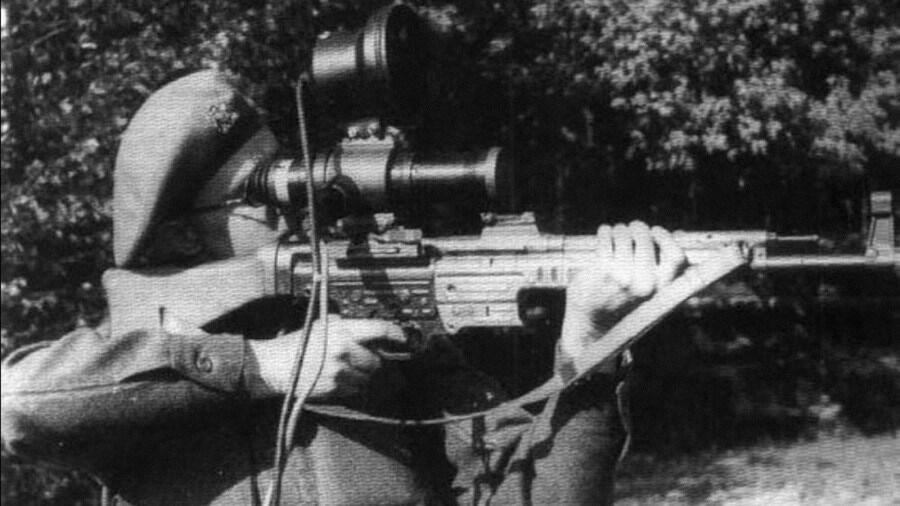 Senjata mengerikan buatan nazi