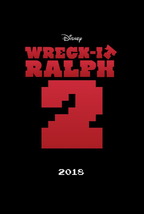 Ralph Breaks The Internet 2018 Wreck It Ralph 2