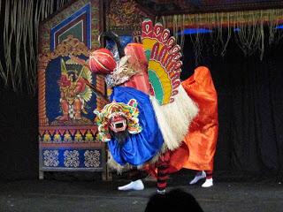 kesenian tradisional khas banyuwangi