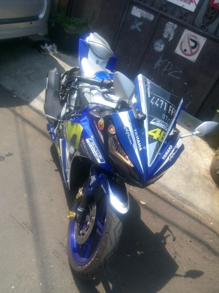 R15ER Yamaha R15 Kaskus Rider Community