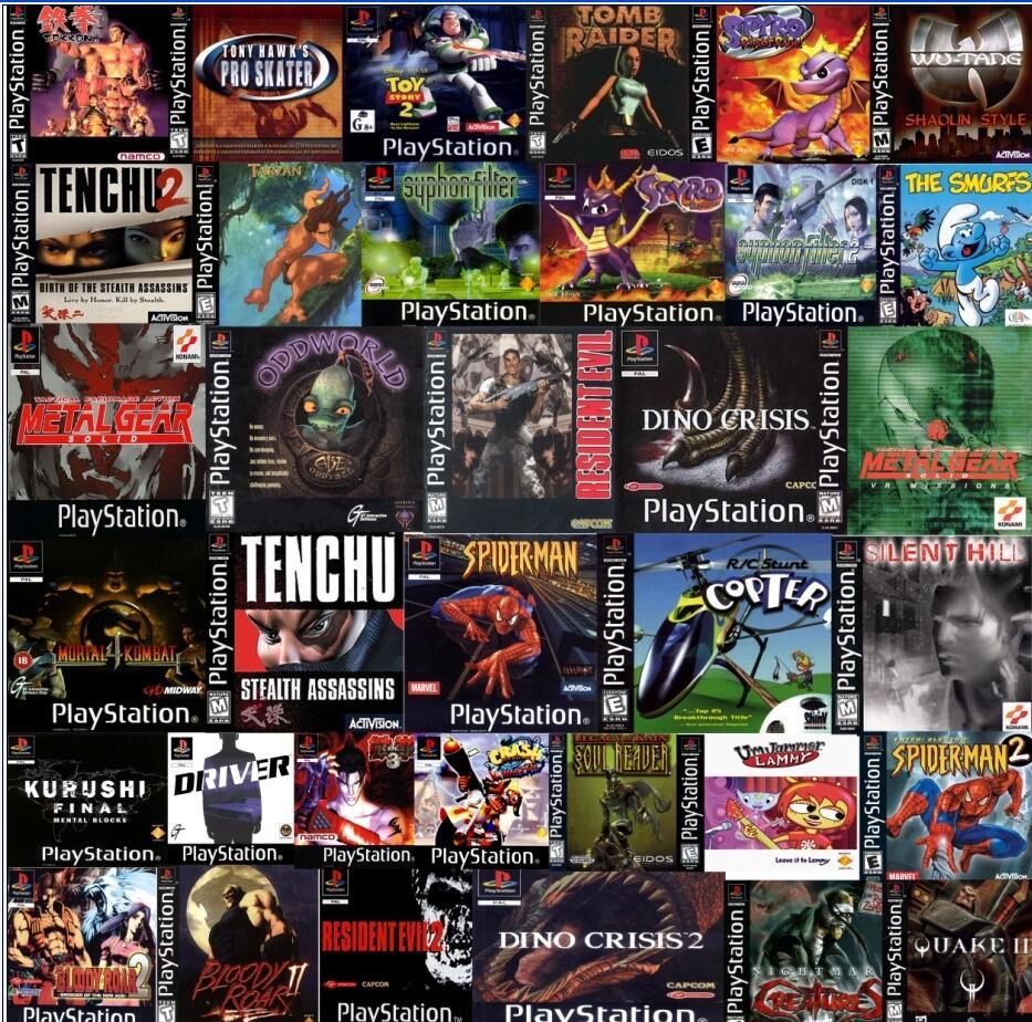 Nostalgia Game PS 1 GAN !! ( Angkatan 90 & 2000 Masuk )   KASKUS