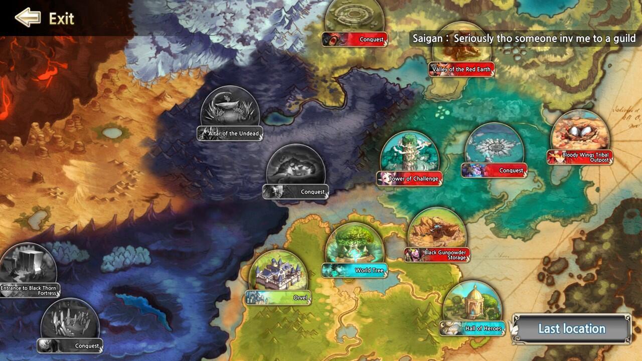 [Android + IOS] King's Raid New Fantasy MMORPG (Potential SW Killer)