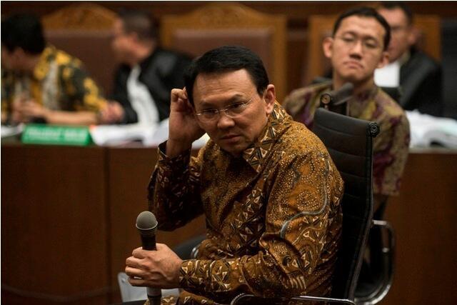 Hakim Disarankan Hadirkan Ahli Gesture di Sidang Ahok