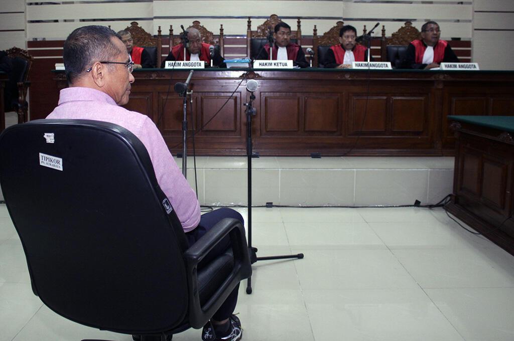 Gugatan Praperadilan Dahlan Iskan Ditolak