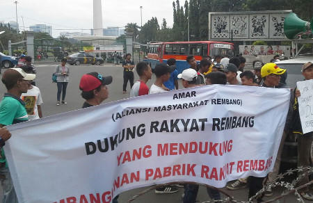 Warga Dukung Pemerintah Lanjutkan Operasional Pabrik Rembang