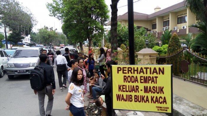 Pengunjung Dilarang Jenguk Tahanan Pascakericuhan Pembebasan Raja Kalimas
