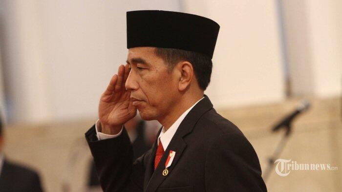 Jokowi Undang Pimpinan Lembaga Tinggi Negara Silaturahmi